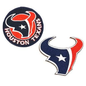 Other - Texans patch Houston NFL Football team DIY badge